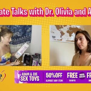 Intimate Talks with Dr. Olivia and Amber