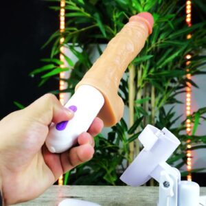 Thrusting, Vibrating and Heating Dildo from Sohimi (Review)